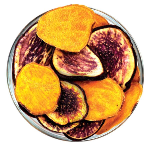 comprar snacks vegetales