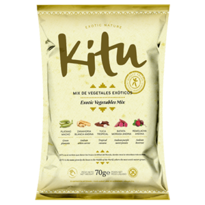 comprar mix de snacks vegetales
